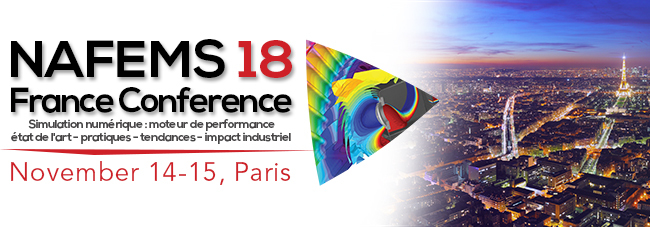 Conférence Régionale NAFEMS France 2018