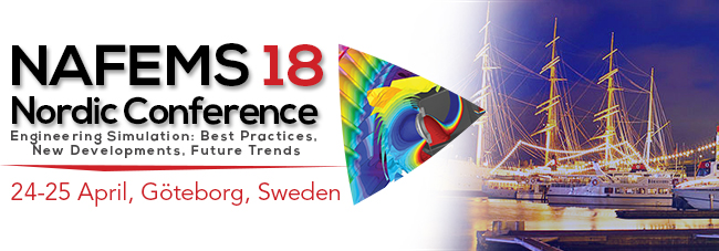 NAFEMS Nordic Conference 2018