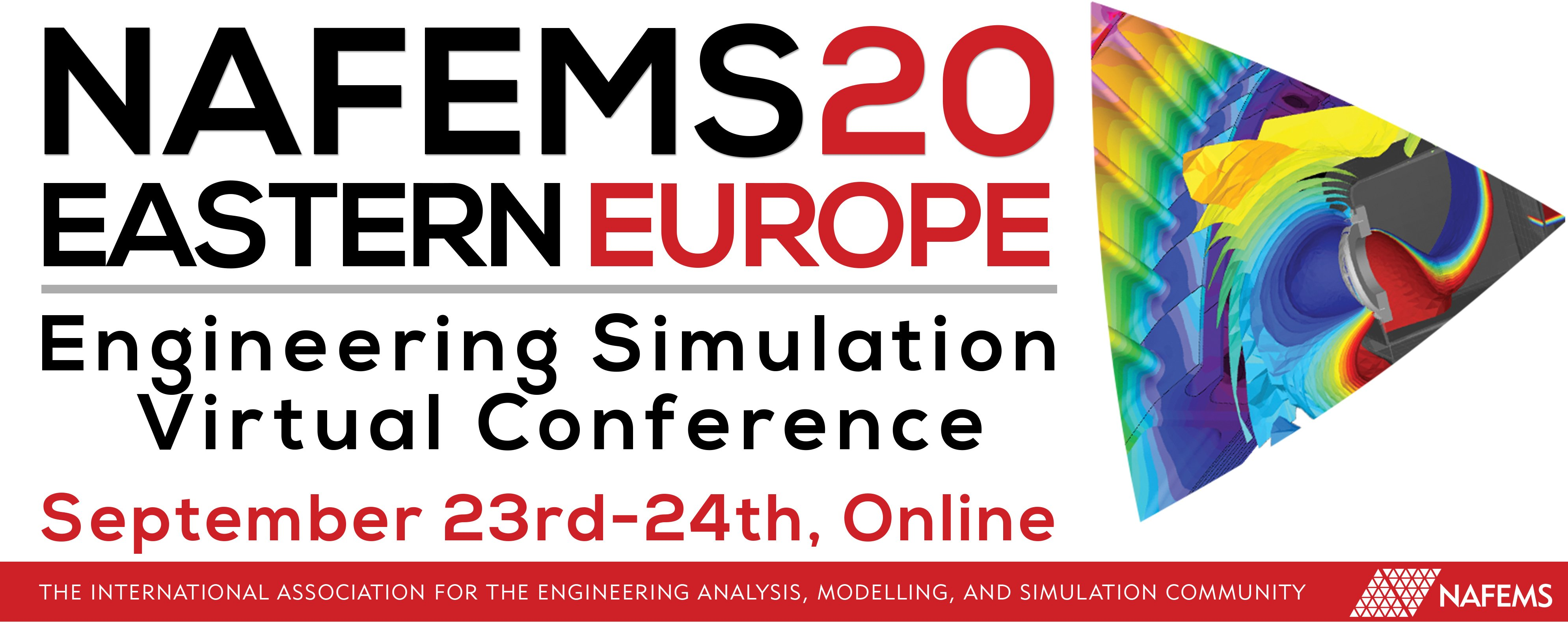 NAFEMS Eastern European 2020 Engineering Simulation Virtual Conference