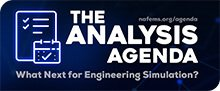 The Analysis Agenda - What Next for Engineering Simulation?