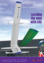 benchmark january 2011 Catching the wind with CAE