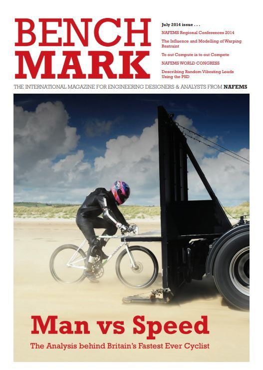 BENCHMARK July 2014Man vs Speed - The Analysis behind Britain's Fastest Ever Cyclist