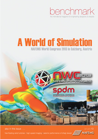 benchmark January 2013 A world of Simulation
