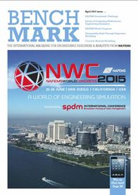 Benchmark April 2015 NAFEMS World Congress and SPDM conference A World of Engineering Simulation