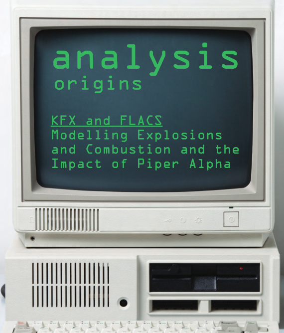 Analysis Origins - KFX and FLACS
