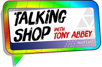 Talking Shop with Tony Abbey