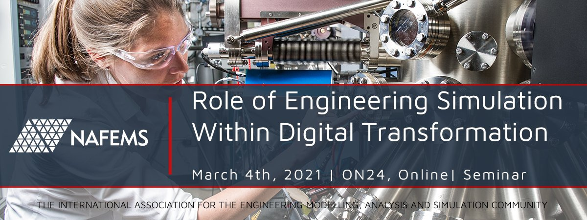 Role of Engineering Simulation within Digital Transformation