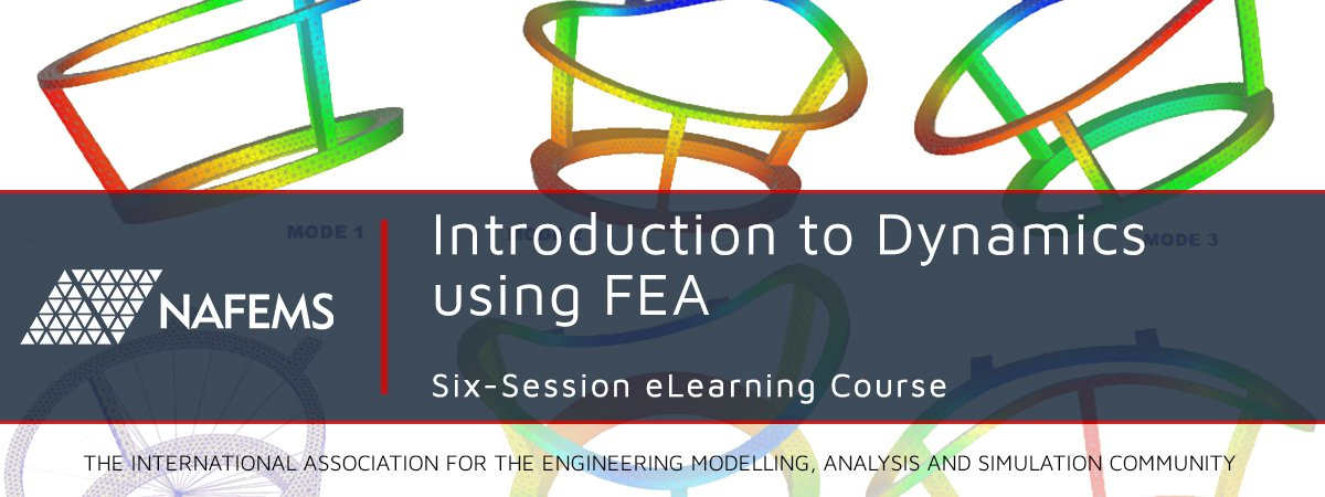 Introduction to Dynamics using FEA