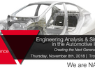 Engineering Analysis & Simulation in the Automotive Industry: Creating the Next Generation Vehicle
