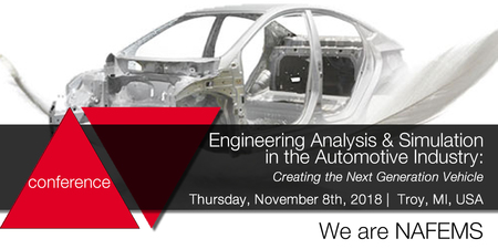 NAFEMS - Engineering Analysis & Simulation in the Automotive