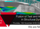 Fusion of Test and Analysis in Structural Dynamics