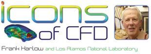 Icons of CFD -  Frank Harlow