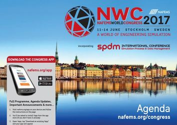 NAFEMS World Congress Agenda