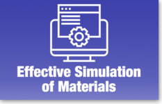 Effective Simulation of Materials