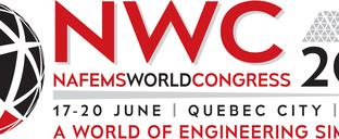 NAFEMS World Congress 2019 | Quebec City, Canada | 17-20 June 2019