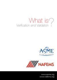 What is Verification and Validation?