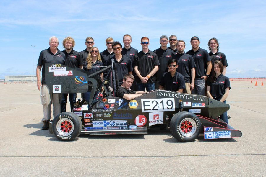 Formula U Racing Team Works Toward New Goals and Competitions