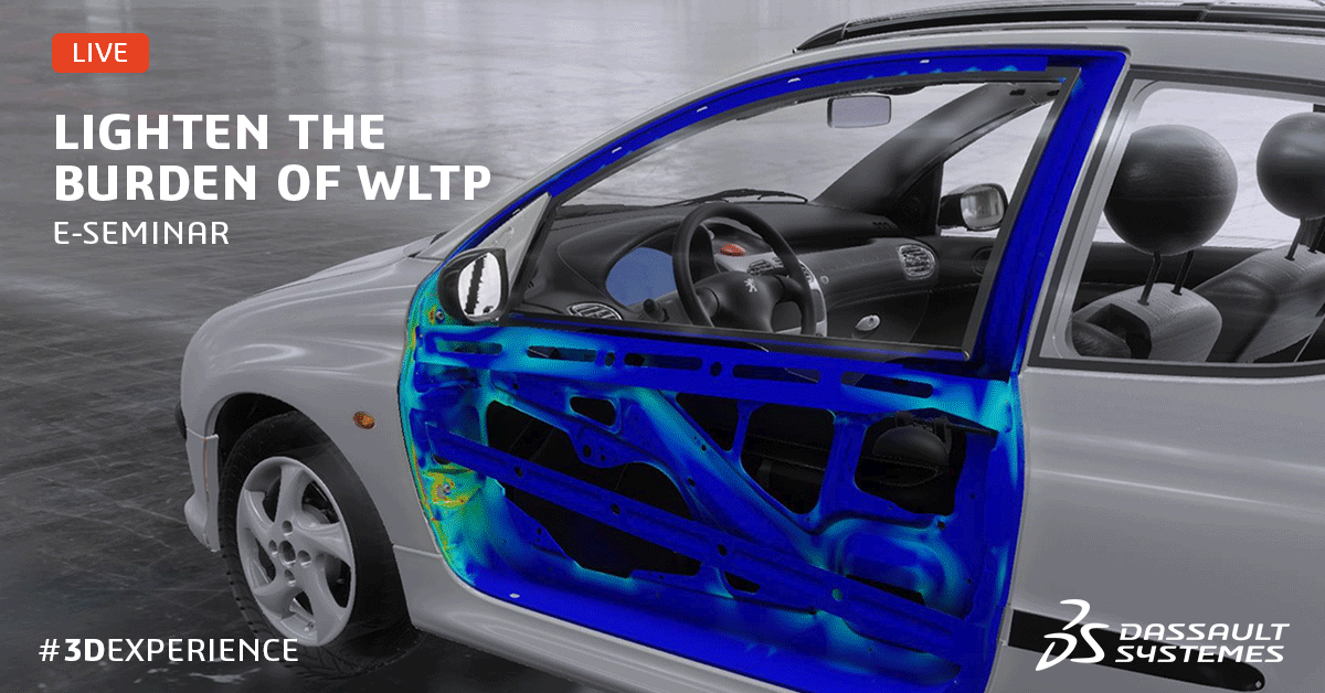 Simulation to meet WLTP Regulations