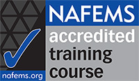 This training course has been accredited by the NAFEMS Education & Training Working Group