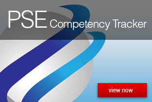 PSE competency tracker