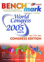BENCHmark April 2005 World Congress 2005 edition