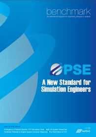 benchmark July 2013 PSE: a new standard for Simulation Engineers