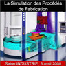 Simulation of Manufacturing Processes and Material Forming